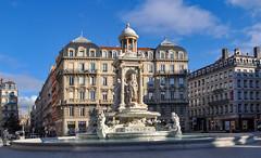 Fontaine des jacobins (balese13) Tags: 1855mm d5000 lyon philibertdelorme architecture centre fontaine jacobins nikon ville 1025fav