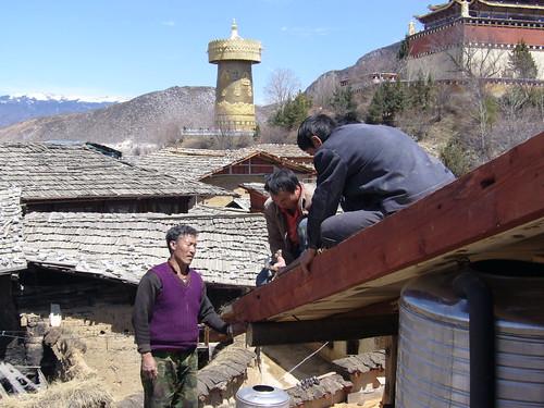 Building, Shangri-la, 2008