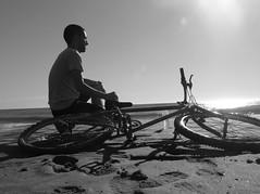 (Joan Pau Inarejos) Tags: el prat elprat elpratdellobregat playa beach mar bici bicicleta