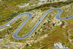 Passstrasse am Julier (torremundo) Tags: landschaften berge julier graubünden schweiz pass passstrasse