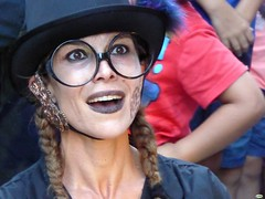 Sorpresa (juantiagues) Tags: artista clown chica juantiagues itinerante juanmejuto