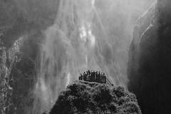 El Velo de la Novia (altmmar89) Tags: canon chiapas nature mundo maya mayas mayans sureste mexico el chiflon waterfalls waterfall agua naturaleza bw bn blancoynegro