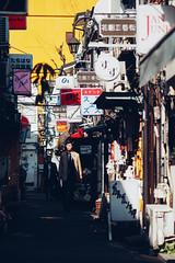 金色天空|Tokyo (里卡豆) Tags: shinjukuku tōkyōto 日本 jp olympus penf 75mm f18 神之光 olympus75mmf18