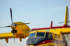 Bombardier CL-415 UD.14-04  43-34 (Miguel Angel Prieto Ciudad) Tags: bombardier seaplane firefighter 43grupo apagafuegos military ume canada sonyalpha sony spain sonyalphadslr fire spanishairforce ejercitodelaire alpha3000 mirrorless airshow