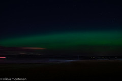Aurora Borealis (aixcracker) Tags: auroraborealis norrsken revontuli yö natt night porvoo borgå nikond500 20mm f28d nikon october oktober lokakuu syksy höst autumn suomi finland