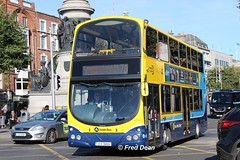 Dublin Bus GT14 (12D36069). (Fred Dean Jnr) Tags: dublin september2018 dublinbus busathacliath dublinbusyellowbluelivery oconnellstreetdublin volvo b9tl wright wrightbus eclipse gemini dbrook dublinbusroute7a gemini2 gt14 12d36069