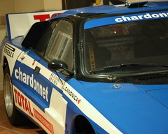 (Uno100) Tags: 037 stradale rally chardonnet blue white group b world champion total monaco