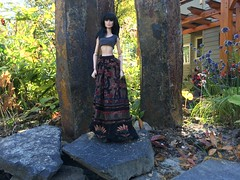 Standing Stones (branbeckman) Tags: garden dollphotography jaemecostas integritycolorinfusion