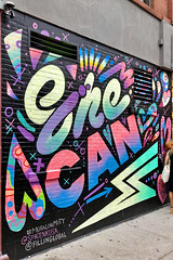(Yes) She Can by Jason Naylor (wiredforlego) Tags: graffiti mural streetart urbanart aerosolart publicart bowery manhattan newyork nyc yesshecan jasonnaylor fillinglobal