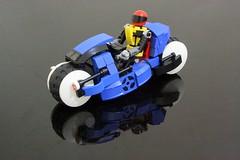 Low Ride (Angka Utama) Tags: lego motorcycle