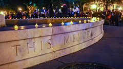 2018.10.25 Vigil for Matthew Shepard, Washington, DC USA 06895