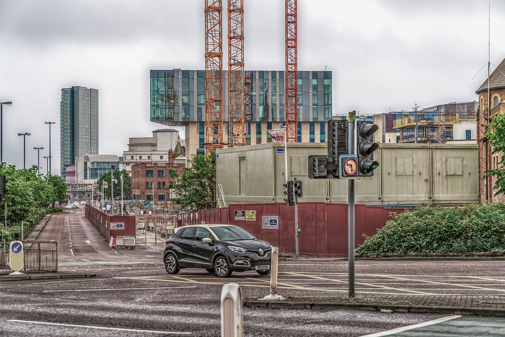 UNIVERSITY OF ULSTER [UNDER CONSTRUCTION IN 2017]-145508