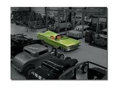 HRBB GHETTO PRINCESS PRINT (shopfugnettiimages) Tags: canvasprint carbooks carposter supercars classiccars ferarriposter laferrariposter boydcoddington hotrodsbyboyd boydcoddingtonmerchandise