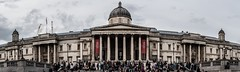 The National Gallery in London (tomaszbaranowski007) Tags: panorama england london national gallery museum