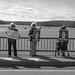 On the Bridge -- September 22, 2018 (Richard Beech Mansfield) Tags: pentax mesuper 50mmf17