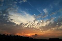 September evening (namhdyk) Tags: evening eveningsky sky clouds canon canonpowershot canonpowershotg7x