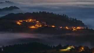 Viviendo en la niebla - Living in fog