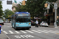 SBS B82 Launch: Kings Hwy at E15th St, BK (NYCDOT) Tags: sbs selectbusservice mta nycdot bus southernbrooklyn