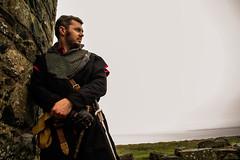 Owain Glyndwr Weekend 2018 (Coed Celyn Photography) Tags: knights knight armour reenactment larp medieval re enact harlech castle north wales gwynedd snowdonia eryri cymru cymraeg living history portrait view landscape