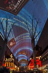 Fremont Street Experience (Crisp-13) Tags: fremont street las vegas nevada 4 four queens casino hotel