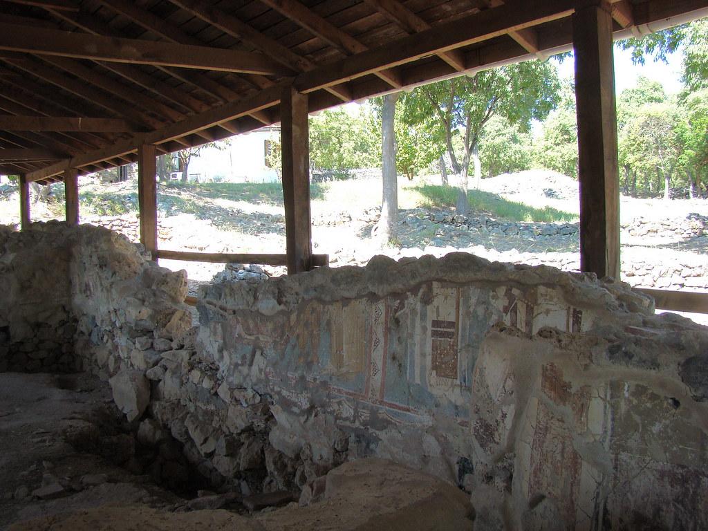 фото: Раскопки в замке Platamon