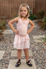 The Little Dancer (Jill Clardy) Tags: usa 201809239l8a7248edit toddler girl tap dancer dancing pink ballerina tutu explore explored