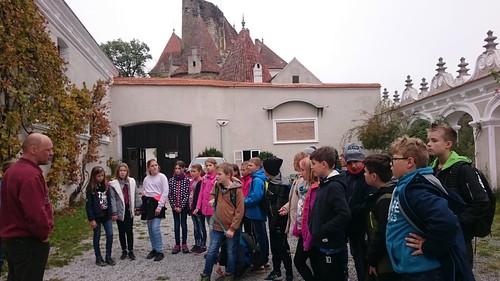 Besuch in der Burg Raabs 5