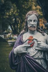 _MG_2169.jpg (Herr Schweiger) Tags: 70d herrschweiger statue graveyard anthonyshepherd colorado painted dslr canon lafayette amateurphotography cemetery
