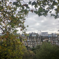 Windows (marc.barrot) Tags: façade architecture building pond window park uk nw3 london heath hampstead parliamenthill