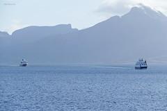"""Rødøy"" og ""Richard With"" (OlafHorsevik) Tags: rødøy torghattennord thn ferge ferga ferry ferja ferje rv17 fv17 kystriksveien beredskapsrute hamarøy"