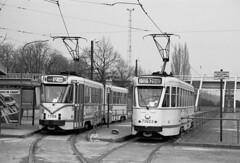 terminus Esplanade (peter.velthoen) Tags: esplanade brussel tram mivb meiseselaan avenuedemeysse neg18995 pcc