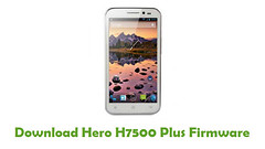 Hero H7500 Plus Firmware (AndroidRomFree.com) Tags: stock rom flash file firmware android