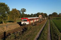 Langeln (Nils Wieske) Tags: schleswigholstein südholstein akn vte vta bahn eisenbahn train railway railroad zug züge