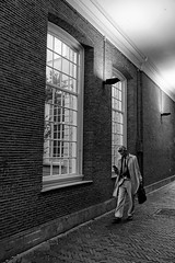 (angheloflores) Tags: amsterdam people street blackandwhite candid portrait urban explore netherlands