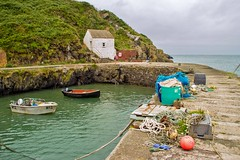 Porthgain, Pembrokeshire, Wales [Explored 63 on Saturday, October 20, 2018] (Lemmo2009) Tags: porthgain pembrokeshire wales
