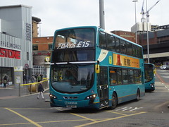 Arriva North West 4466 MX61 AXG, Hood St, Liverpool (sambuses) Tags: arrivanorthwest 4466 mx61axg