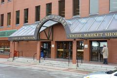 Trade and Conventon Centre, Saint John, New Brunswick (Joseph Hollick) Tags: saintjohn newbrunswick downtown