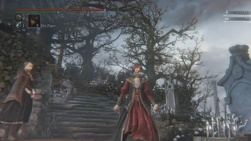 Bloodborne Gameplay
