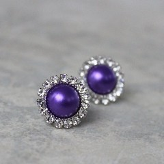 Purple Earrings, Purple Bridesmaid Jewelry, Purple Pearl Earrings, Purple Bridesmaid Earrings, Bridesmaid Earring Gift, Wedding Jewelry https://t.co/wvijuwcYUz #gifts #jewelry #weddings #earrings #bridesmaid https://t.co/4F5g3bE4Pr (petalperceptions.etsy.com) Tags: etsy gift shop fashion jewelry cute