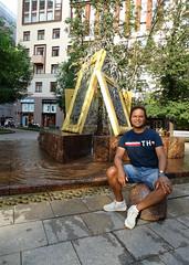 Moscow '18 (faun070) Tags: moscow faun070 dutchguy tourist russia