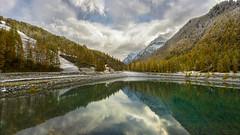 Winter is coming (rinogas) Tags: italy piemonte valtroncea pragelato sestriere plan winter snow cloud rinogas