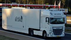 NL - De Lange DAF XF 106 SSC (BonsaiTruck) Tags: de lange daf lkw lastwagen lastzug truck trucks lorry lorries camion caminhoes