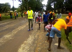 liberia4 (Let's Do It World) Tags: wcd2018 liberia worldcleanupday letsdoitworld cleanup streetwork tshirts