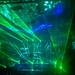 green laser @ ELO
