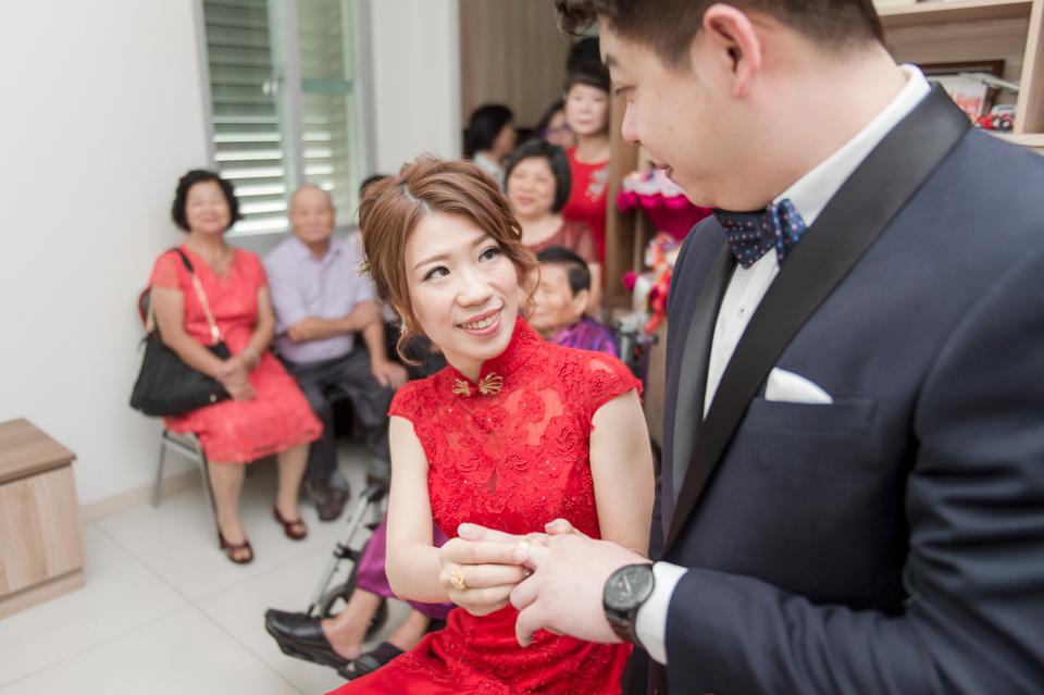 台南婚攝 海中寶料理餐廳 滿滿祝福的婚禮紀錄 W & H 057