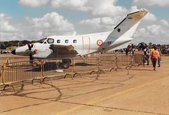 080 Embraer Emb-121 Xingu French Air Force (graham19492000) Tags: 080 embraer emb121 xingu frenchairforce