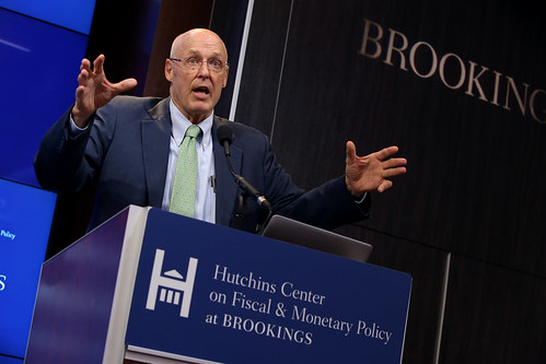 Hank Paulson - Chaiman of the Paulson Institute gives closing remarks