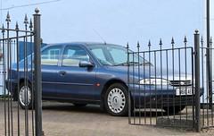 N610 AEG (Nivek.Old.Gold) Tags: 1996 ford mondeo 18td verona 5door