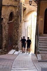 Italia - Perugia (mda'skaly) Tags: italia italy perouse perugia urban ruelle