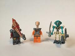 Alien Races Fig Barf (Legoian712) Tags: lego moc minifig fig barf astronaut alien races creatures space extra terrestrial mars expanse mass effect star trek wars sci fi
